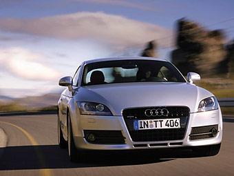 Audi TT получит новый базовый двигатель