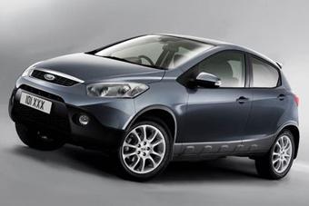 """Новый Ford Fiesta получит """"внедорожную"""" версию"""