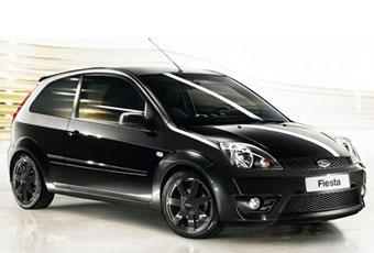 Ford подготовил особую версию Fiesta