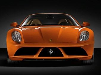 Ателье Edo создало для Ferrari 599 GTB карбоновый обвес кузова
