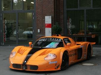 Специалисты ателье Edo построили самую дорогую Maserati