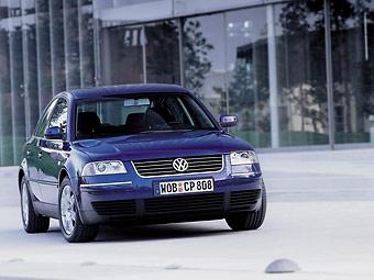 VW отзывает в США 410 тысяч Passat