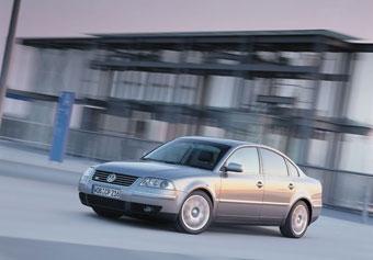 Volkswagen грозит отзыв более 340 тысяч Passat