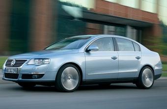 Volkswagen отзывает 2700 автомобилей Passat в России