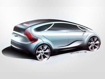 В Женеве Hyundai представит прототип нового компактвэна