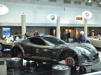 Итальянцы построили суперкар на базе Corvette Z06