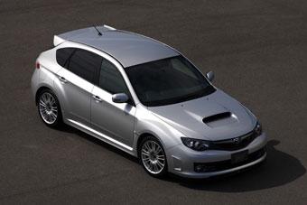 Subaru представила самую мощную Impreza