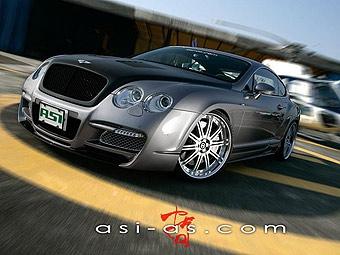 Японцы преобразили Bentley Continental GT