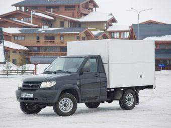 UAZ начал выпуск коммерческих автомобилей на базе Patriot