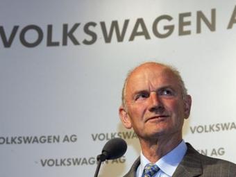 Бывший глава VW станет участником дела о коррупции в компании