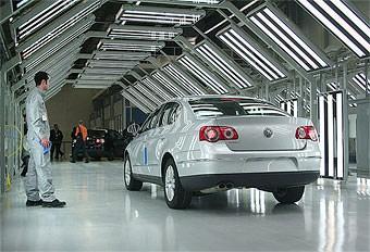 VW будет выпускать в России автокомпоненты