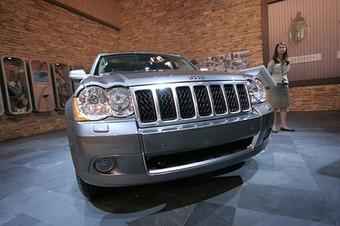 Самый незаметный рестайлинг: Jeep Grand Cherokee