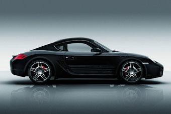 Porsche выпустит эксклюзивную версию Cayman S