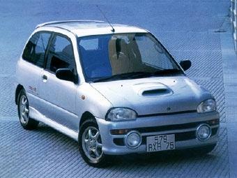 """Subaru перестанет выпускать """"кей-кары"""""""