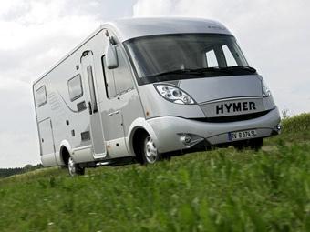 Hymer хочет создать в России производство домов на колесах