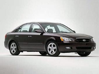 Hyundai отзывает в США 394 тысячи седанов Sonata/NF
