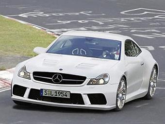 Американский журнал раскрыл подробности о самом мощном Mercedes SL
