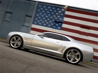 Chevrolet Camaro будет выпускаться в открытой версии