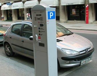 В 2007 году все московские парковки переведут на безналичный расчет