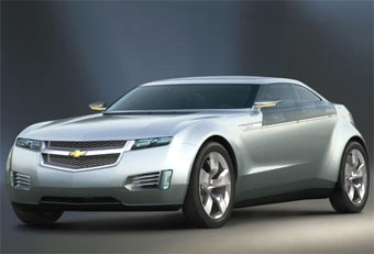 General Motors будет сдавать батареи для гибридных машин в аренду