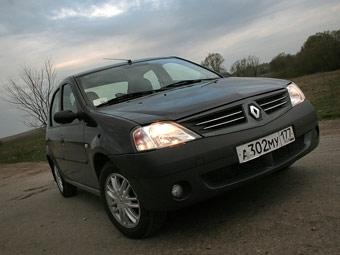 Renault отзывает седаны Logan