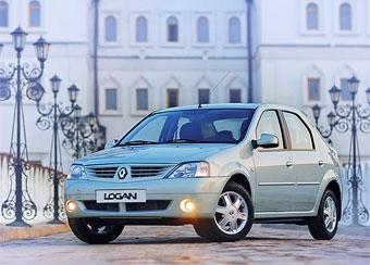 Российские Renault Logan будут комплектоваться шинами Amtel