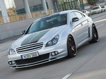 """Ателье ART разработало свою версию """"четырехдверного купе"""" Mercedes CLS"""