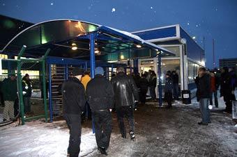 Российский завод Ford заработал в три смены