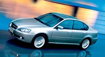 Дизельный Subaru появится в следующем году