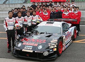 Гибридный мотор Toyota был признан лучшим гоночным двигателем года