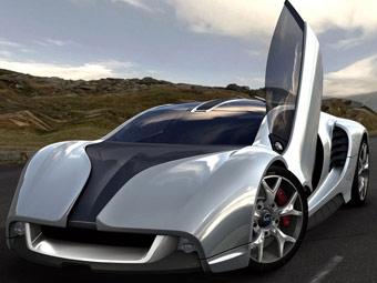 Дизайнер Ford Focus RS разработал собственный суперкар