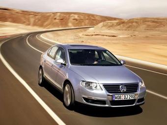VW выпустит Passat с мотором на сжиженном газе