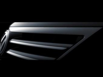 """VW показал первые фотографии нового """"четырехдверного купе"""""""