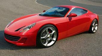 Самый дешевый Ferrari покажут в Женеве
