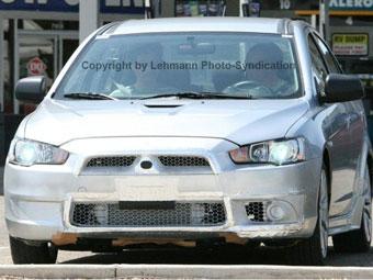 "Mitsubishi готовит ""подогретый"" Lancer"