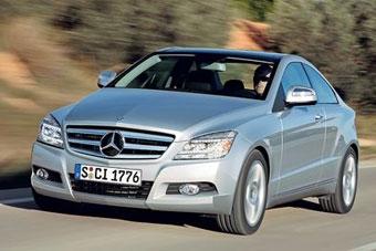 Mercedes готовит конкурента BMW 1-Series