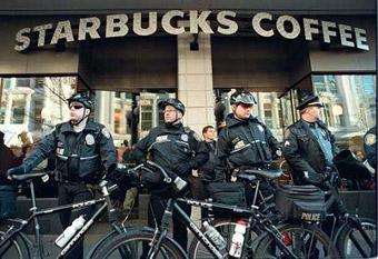 Полиция Калифорнии угостит законопослушных водителей кофе