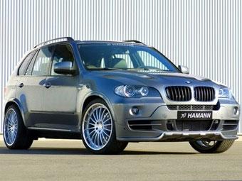 Hamann выпустил тюнинговый BMW X5