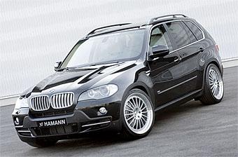 Hamann занялся доводкой нового BMW X5