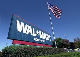 """Wal-Mart хочет продавать электромобили и """"гибриды"""""""