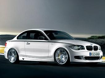 """BMW готовит """"заводской тюнинг"""" для 1-Series"""