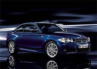 """BMW анонсировала """"М-пакет"""" для нового купе 1-Series"""