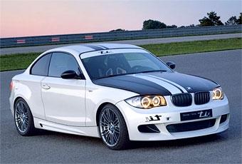 В Токио BMW показала трековое купе BMW 1-Series