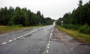 Ограничено движение по Транскавказской магистрали и трассе Бийск-Барнаул