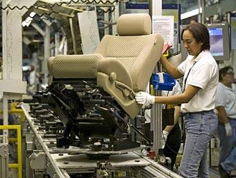 """Землетрясение в Японии вынудило """"Тойоту"""" остановить производство"""
