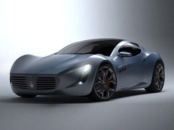 Студенты представят в Женеве концепт Maserati Chicane