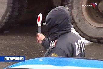 """Нетрезвый водитель """"разжаловал"""" зеленоградского гаишника"""