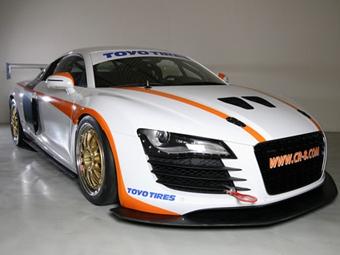 Голландцы построили гоночную версию Audi R8