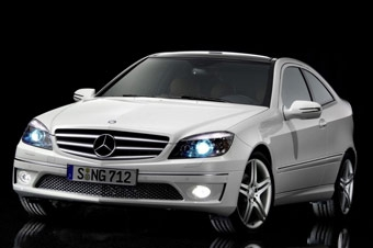 Mercedes представил новое купе CLC
