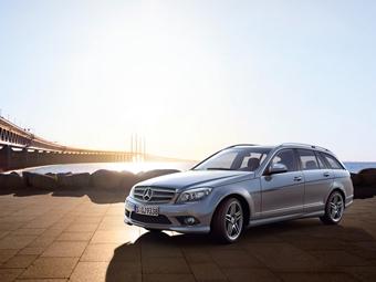 В 2008 году Mercedes начнет в России продажи универсала C-Class